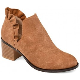 Comfort by Journee Collection Womens Lennie Bootie