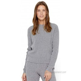 State Cashmere Women's 100% Pure Cashmere Knitted Loungewear • Add Both to Cart for Set