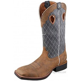 Twisted X Men's 14 Ruff Stock Western-Boots