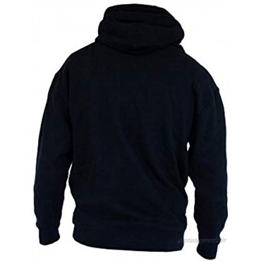 Jack Daniel's Label Pullover Black Hoodie- Small 3X-Large – Official Product